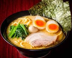 横浜家系ラーメン 金町商店 Pork bone soup ramen