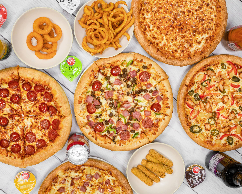 Pizza Gogo Bristol Delivery Bristol Uber Eats
