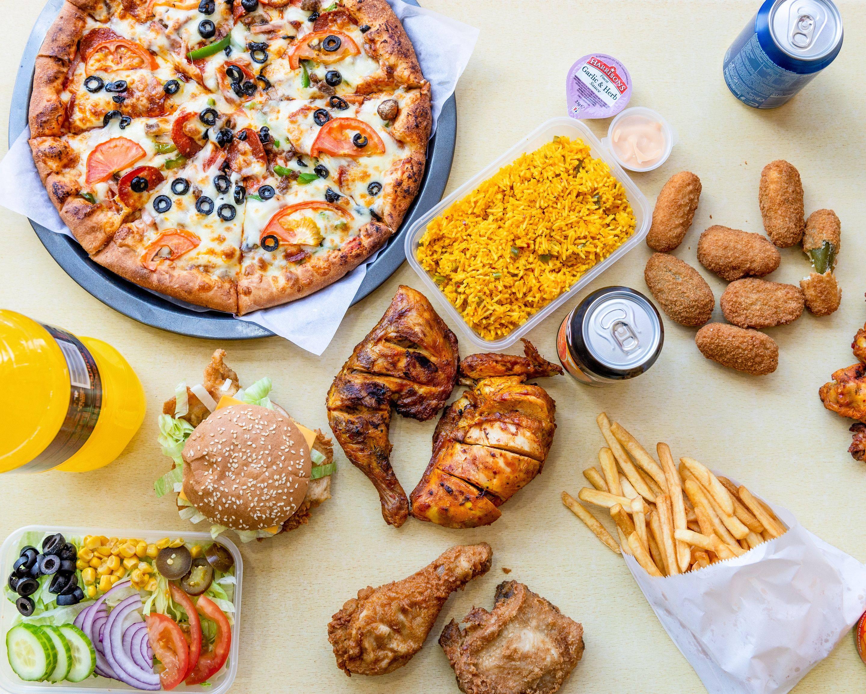 Fabs Peri Peri Chicken Pizza Delivery Harrow Uber Eats