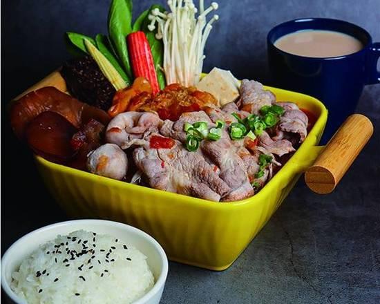 辣MINI(1+1鍋物) _一個人的麻辣鍋