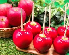 リンゴ飴工房ひろしま Candy apple studio Hiroshima