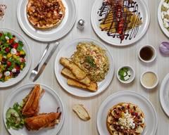 Waffles and Coffee Aguascalientes