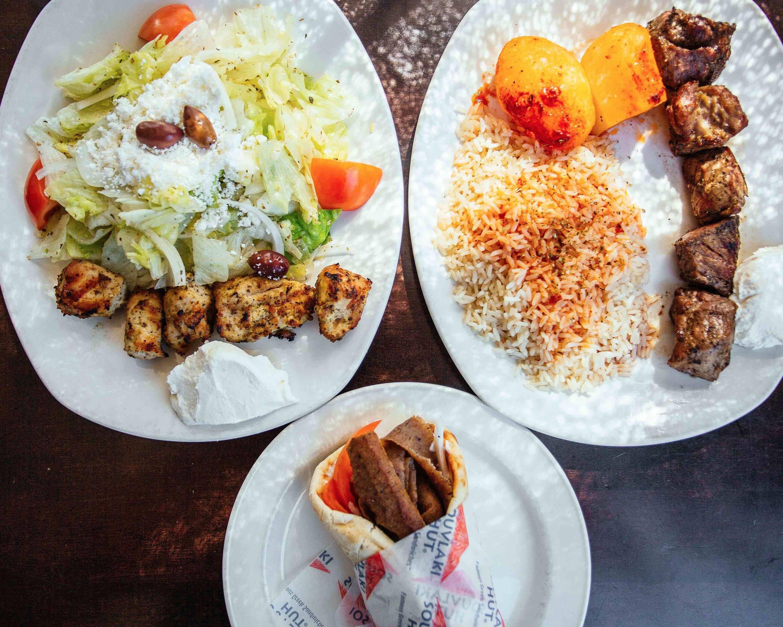 Souvlaki Hut Greek Taverna Delivery | Toronto | Uber Eats