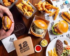 12 Burger and Beer
