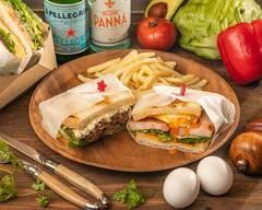 サンドイッチ・ホットサンド バンブーグラッシィ  -  sandwich and Hot sandwich Bamboograssy