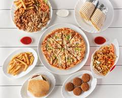 Kebab y Pizzas Pakistani