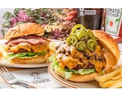 ハンバーガー食べログ百名店 ホホカム原宿 The American Burgers Hohokam