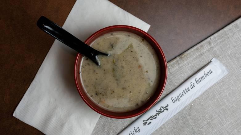 Veg. Soup - 20 Oz (Vegan)