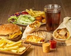 King Tacos Burger