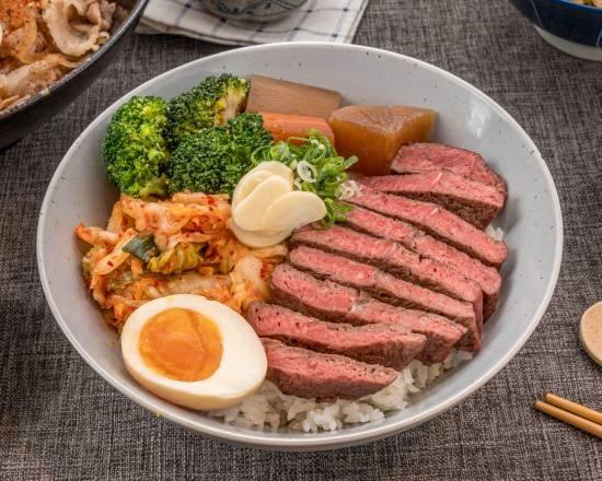 肉販-燒肉飯