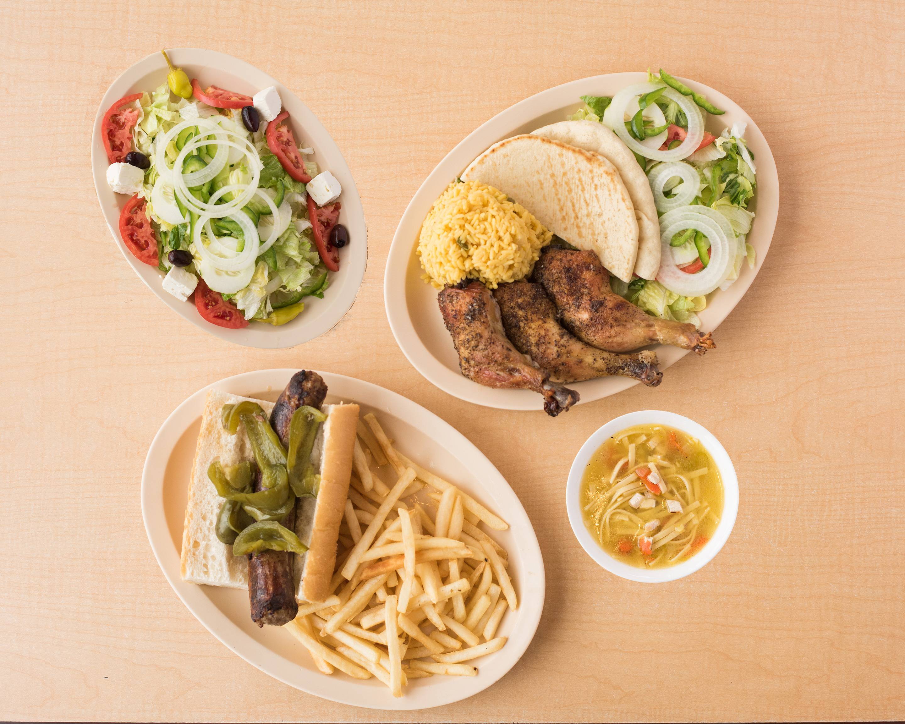 Order Outdoor Grill Delivery Online   Chicago   Menu ...