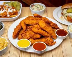 Nash's Hot Chicken Tender and Sandwiches