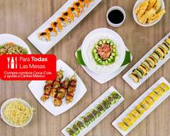 Sushi Itto (Teopanzolco Cuernavaca)