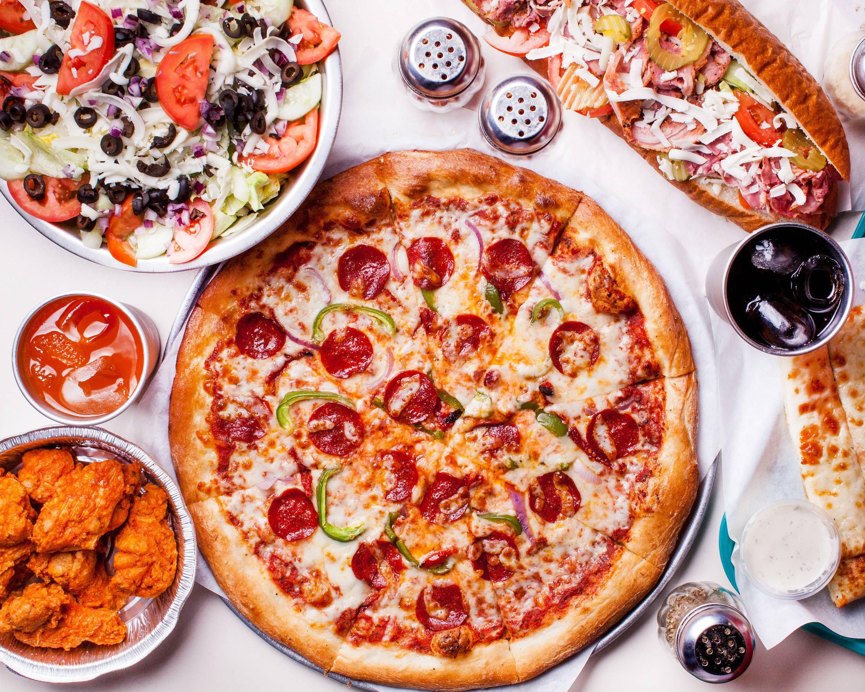 Order Sam's Giant Manhattan Pizza Delivery Online | San ...