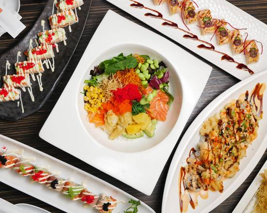 Sushi Delivery In North Vancouver Order Sushi Takeout Online From Restaurants Near You Uber Eats 7 pieces of sushi with a california roll. sushi delivery in north vancouver