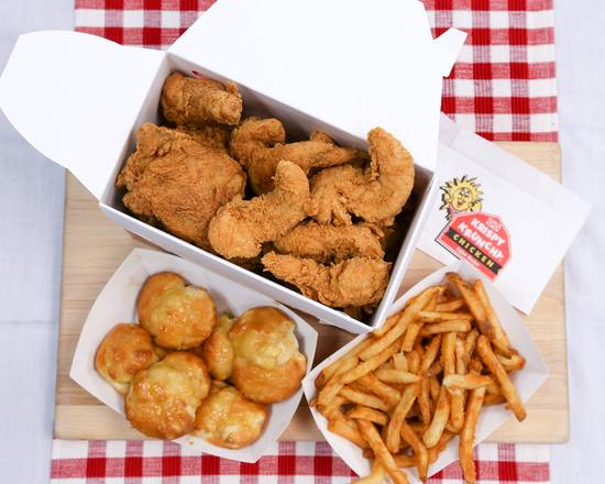 Krispy Krunchy Chicken (4023 W. Sample St)