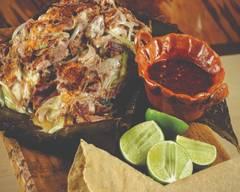 """Barbacoa """"The Borregón Grill"""""""