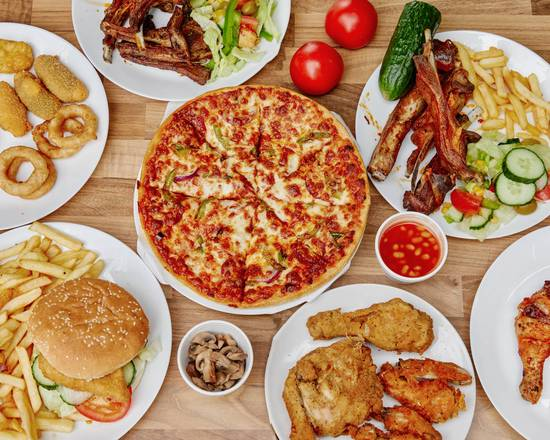 Pizza Delivery London Uber Eats