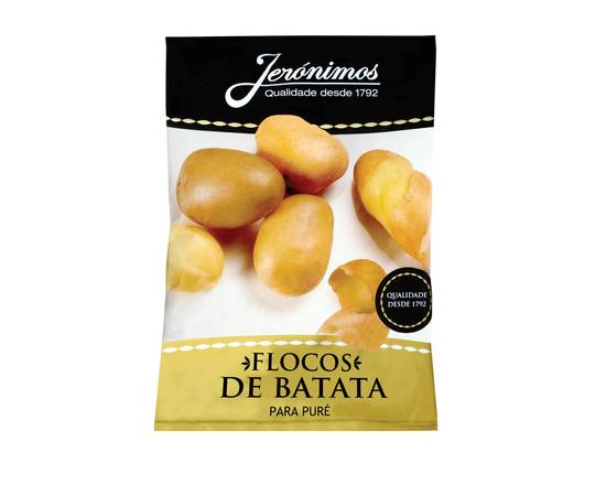 Jeronimos Flocos Batata 400g