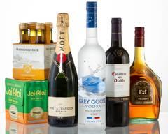 Halftime Liquors