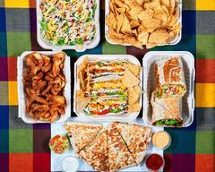 Fat Bastard Burrito (634 Yonge St)