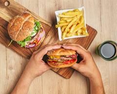 Melt Cheeseburger