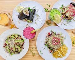 The Sunshine Food Sprouting Co Vegan Café