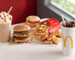 McDonald's®, Dr Pixley Keseme