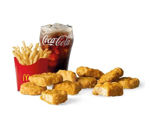 套餐-麥克鷄塊(10塊) | 10pcs McNuggets Meal