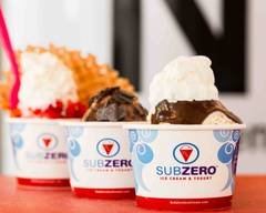 Sub Zero Nitrogen Ice Cream (Worc Public Market)