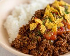 肉屋のタコスとキーマカレーby長谷川牧場 西川口店  Tacos and Keema Curry in Nishi Kawaguchi