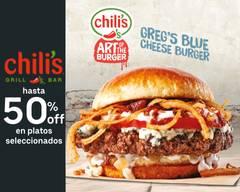 Chili's - Mall Plaza Los Dominicos
