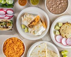 Mexiterranean Tacos