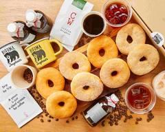 ヒグマドーナッツ×コーヒーライツ 表参道 HIGUMA Doughnuts × Coffee Wrights Omotesando