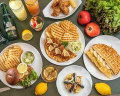 ジェイズ レモンチキン アンド ワッフルズ J's Lemon Chicken & Waffles