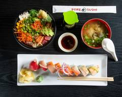 Poke Sushi  313 E Katella Ave