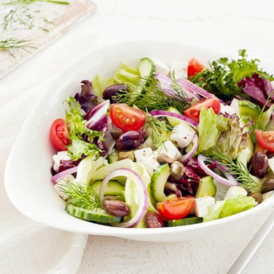 Salade greco