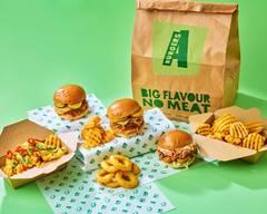 A Burgers – Dirty Vegan Burgers 🌱 (Vauxhall)