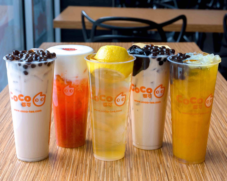 CoCo Fresh Tea & Juice (Chinatown) Delivery | Toronto | Uber