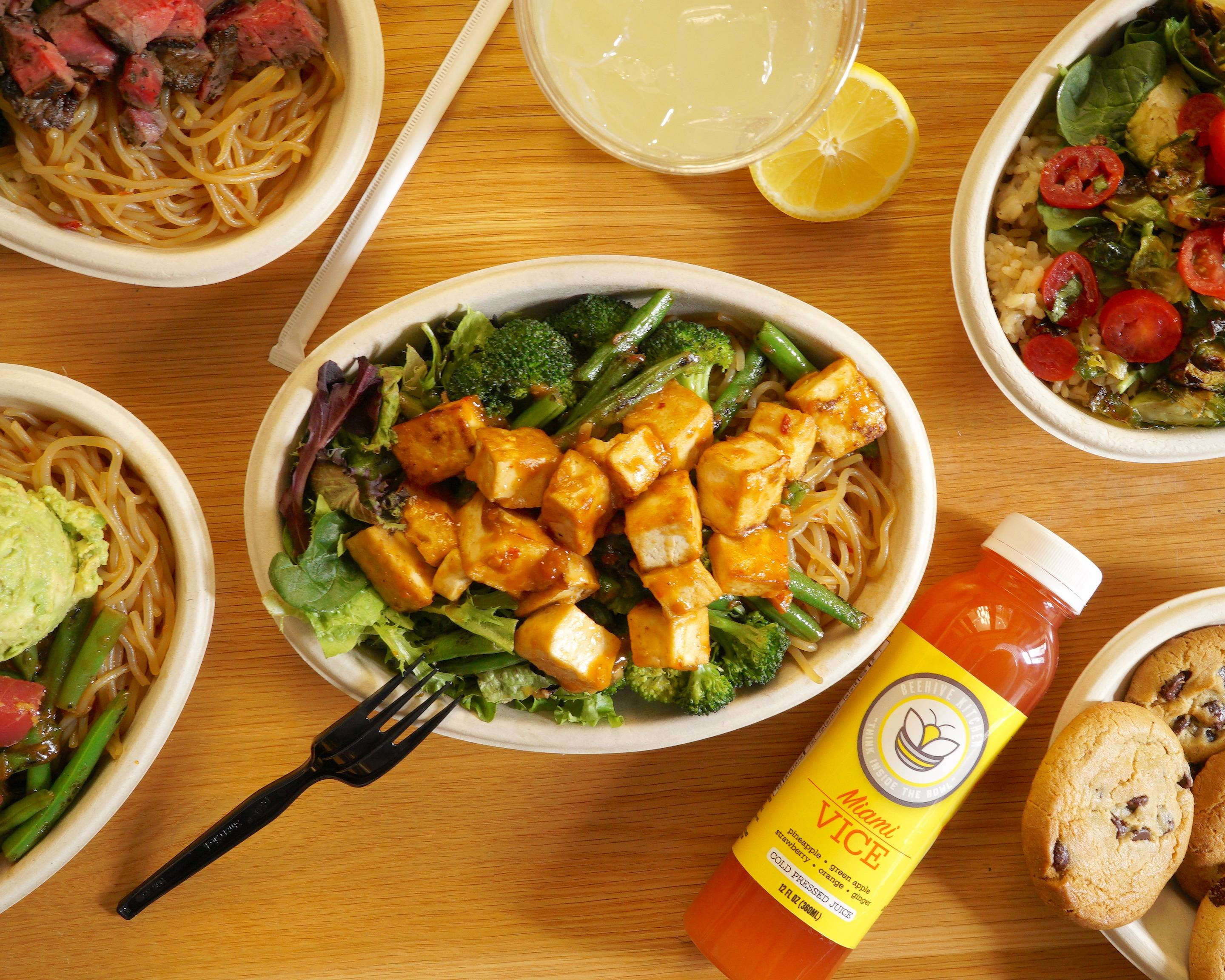 Beehive Kitchen Las Olas Delivery Fort Lauderdale Uber