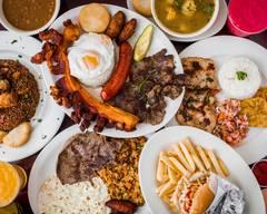 Sabor Y Punto Colombian Restaurant