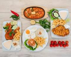 Food Network Fusion Restaurant