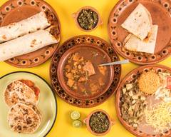 La Martina, Comida tradicional mexicana