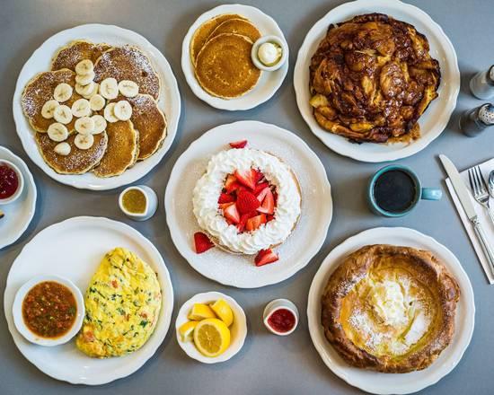 The Original Pancake House - 22 E Bellevue Pl