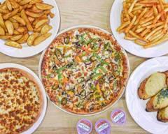 Square Pan Pizza 4 U