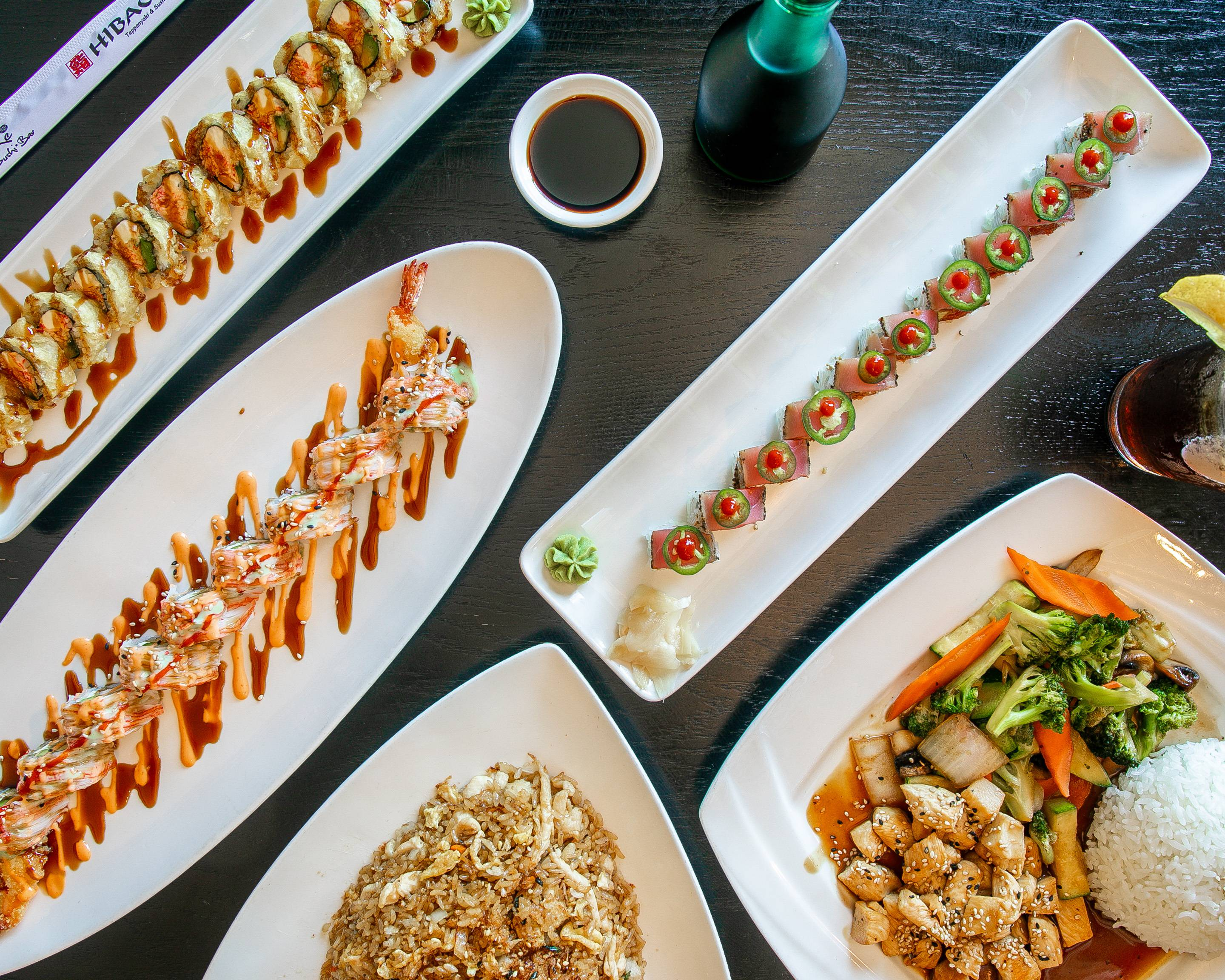 Order Sake Hibachi Sushi Bar Delivery Online Dallas Fort Worth Menu Prices Uber Eats