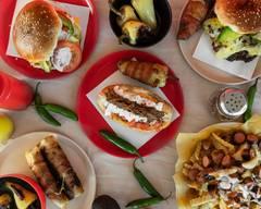 Hot dogs El Paraje