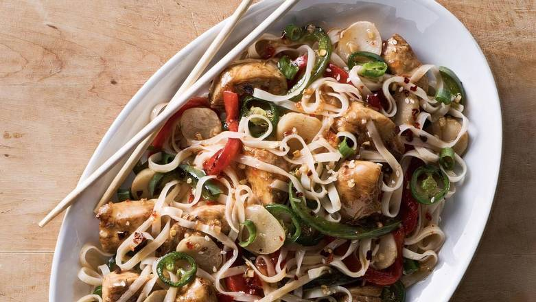 Build Your Own Stir-fry (Combo for one)