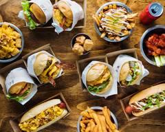 Tiki Teriyaki - Burger Time