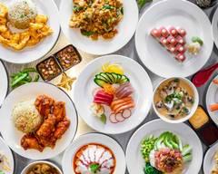 GoBento Sushi  Thai